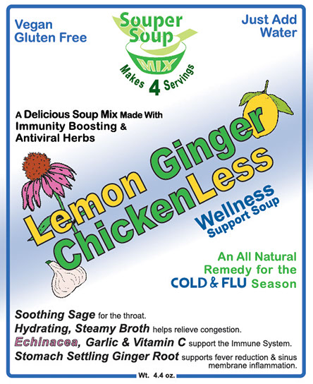 Wellness | Souper Soup Mix